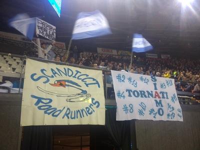 Savino Del Bene – liu Jo Modena: sold out