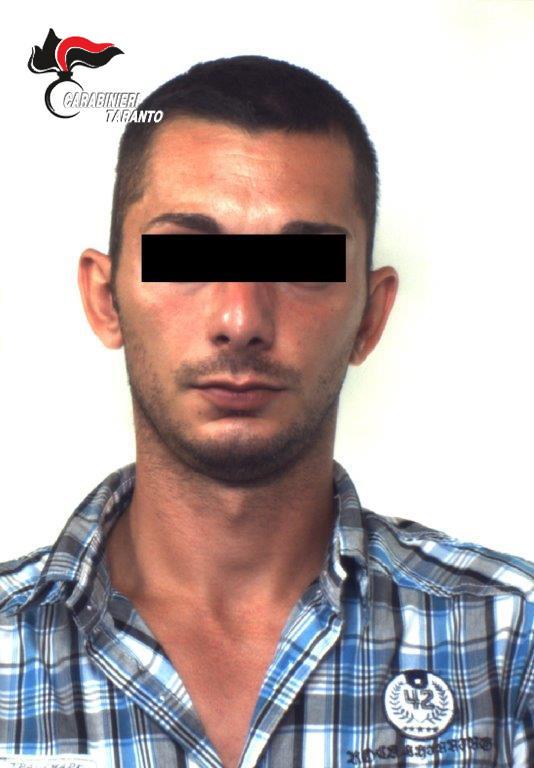 Lizzano (Ta): Arrestato 27enne di Lizzano responsabile di aver ...