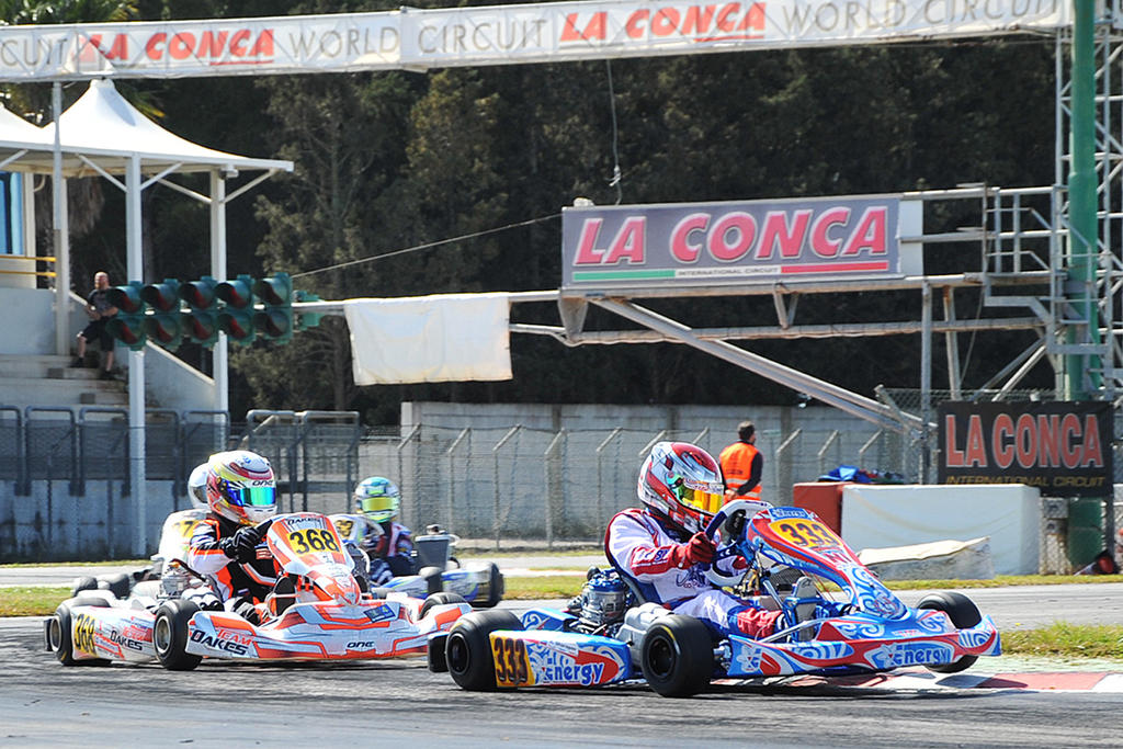 Calendario Supermaster.Kart La Wsk Super Master Series Prosegue A La Conca