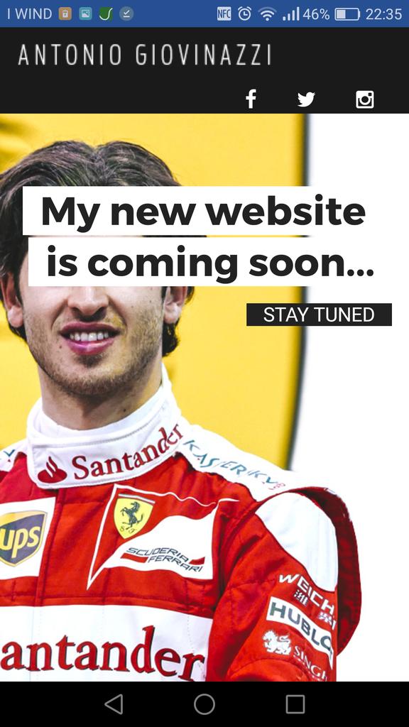 Formula 1 a giorni parte il nuovo sito ufficiale di for Amazon sito ufficiale