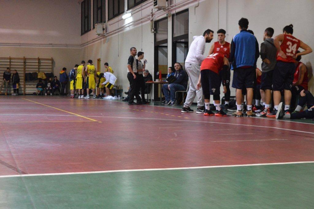 Basket la fortitudo u 18 passa nel finale a galatina for Galatina news cronaca