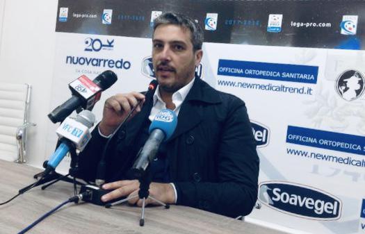 """Fracchiolla: """"In sei per il primo posto nel Girone C. Folorunsho serio"""" L0_tml1617778685697_63385654485_1538759743631019"""