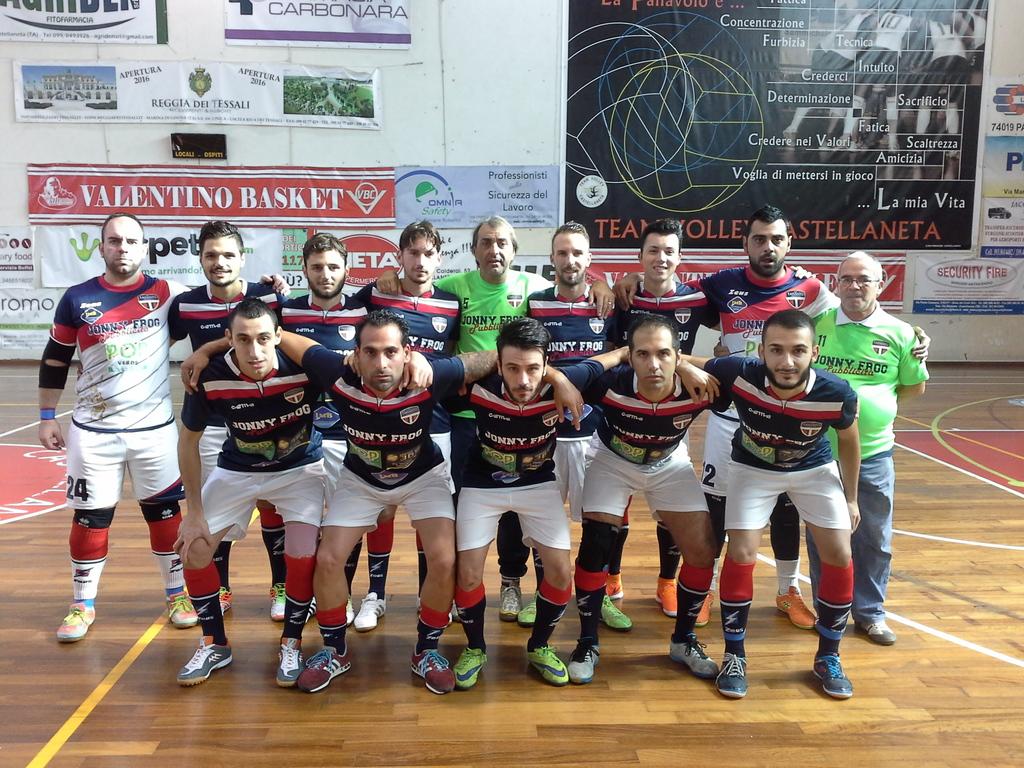 FUTSAL/M: Taranto, martedì tutti al Tursport: c'è una ...