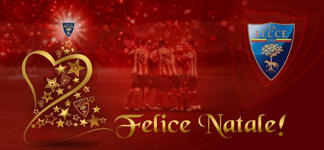 Us Lecce Calendario.Auguri Di Buon Natale