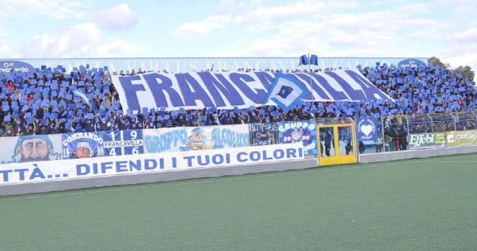 Virtus francavilla la ristrutturazione dello stadio for Magri arreda francavilla fontana