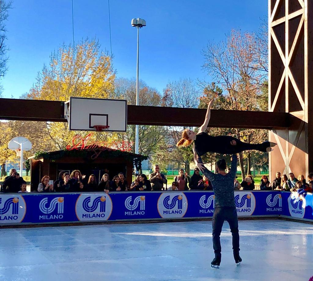 Pista di pattinaggio Park Mi/15 dicembre, 15-20 – 16 dicembre, 10-20/Parco la Spezia