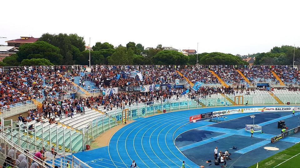 Info biglietti Pescara-Spezia