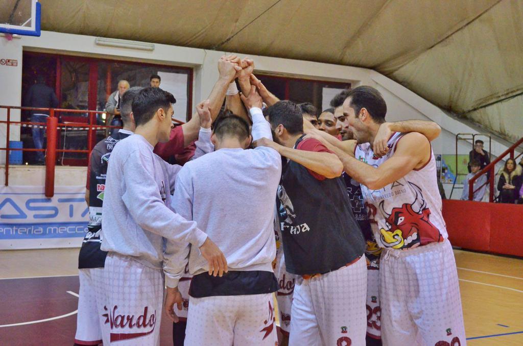 Arriva Il Manfredonia Per La Edil Frata Nardo L Imperativo E Vincere