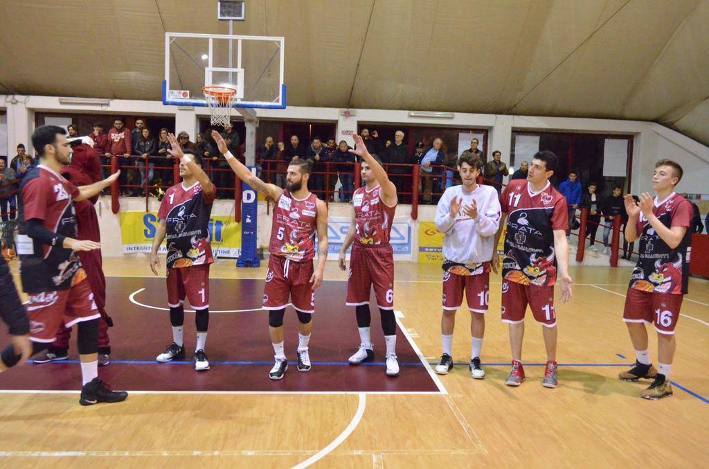 Semifinale Sulla Strada Della Edil Frata Nardo Arriva Il Manfredonia