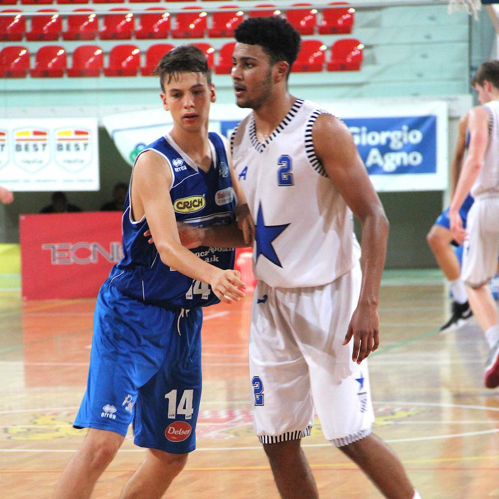 Treviso Basket Calendario.Finale Nazionale U16 Eccellenza La Squadra Nerostellata