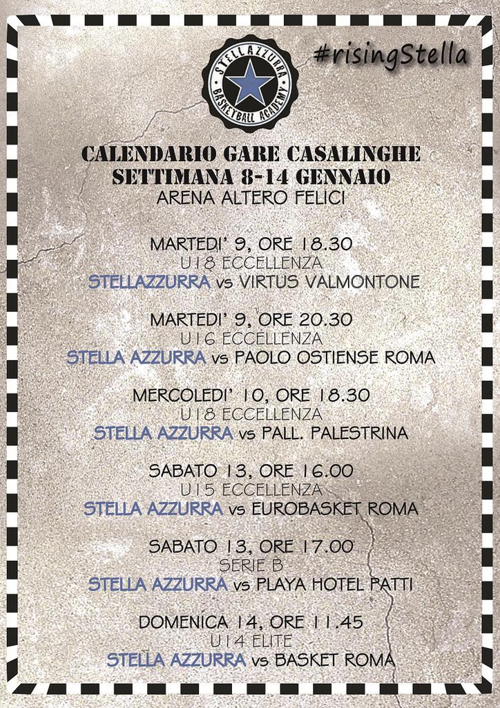 Calendario Feste.L Arena Altero Felici Torna A Pieno Regime Dopo Le Feste Il