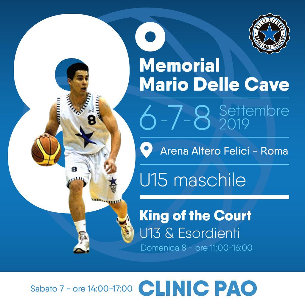 Europei Di Basket Calendario.Per Mario All Arena Felici L 8 Memorial Delle Cave Squadre