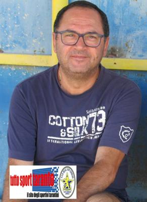 Il direttore sportivo del Real San Giorgio Michele Chirico