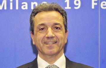 Giuseppe Calò, consigliere federale FiBa