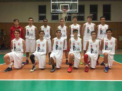 Under 18: Bakery Molino Pagani superata da Rebasket, si rifà contro Eagles Basket