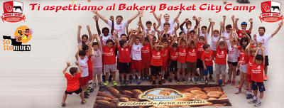 Bakery Basket City Camp: chiusa la prima settimana, al via la seconda