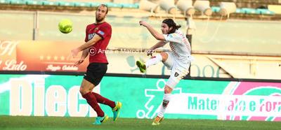 Reggina 1 - Lecce 2