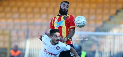 Lecce 2 - Foggia 3