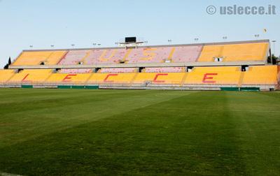 Misure organizzative per Lecce - Foggia