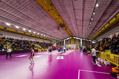 Programma settimanale: Un duro lavoro che porterà a giocare contro Bergamo!
