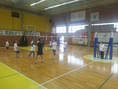 E 39 iniziato il camp estivo citt di monsummano terme savino del bene volley scandicci - Piscina comunale monsummano ...