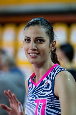 Savino Del Bene Volley saluta Bahar Toksoy Guidetti