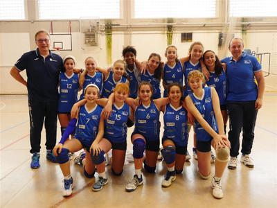 Savino del Bene Volley – Euroripoli 2.0 Bianca 0-3 (11-25 11-25 16-25)