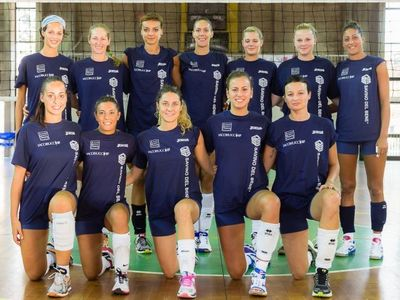 Amichevole SAVINO DEL BENE VOLLEY SCANDICCI – AZ VOLLEY TEAM ORVIETO