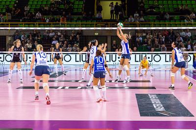 La Savino Del Bene vuole la prima vittoria contro Forlì