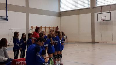 U12 Junior: L'Azzurra San Casciano è troppo forte