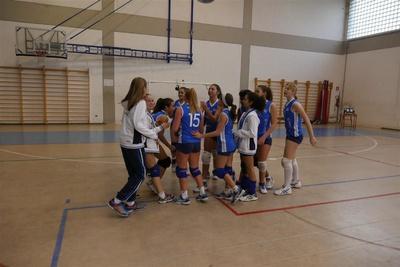 Savino del Bene Volley – A.p Pallavolo Certaldo 3-2 (16-25 25-18 25-17 20-25 15-12)