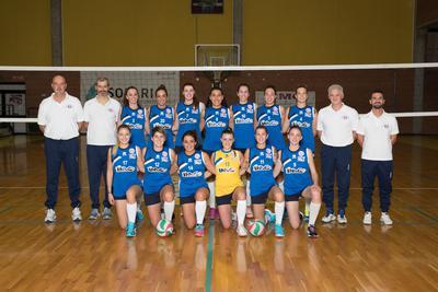 La Serie C del Monsummano vince all'esordio