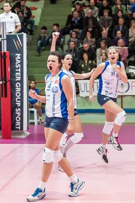 """Tina Samec Lipicer: """"Orgoglioso della mia squadra"""""""