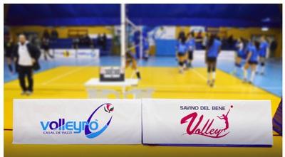 Domani appuntamento con il volley! Triangolare a Scandicci con Volleyrò e San Michele