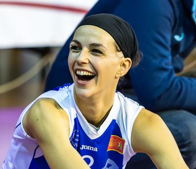 Federica Stufi resta in squadra