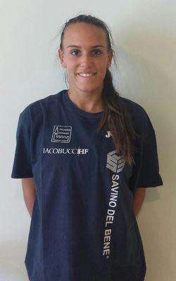 Sara Alberti si prepara per la sfida contro Bergamo!