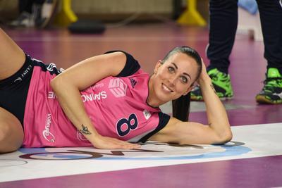 Enrica Merlo resta per il terzo anno alla Savino Del Bene Volley