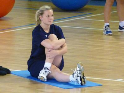 Tereza Vanzurova, un concentrato di energia che ha fatto impazzire Scandicci