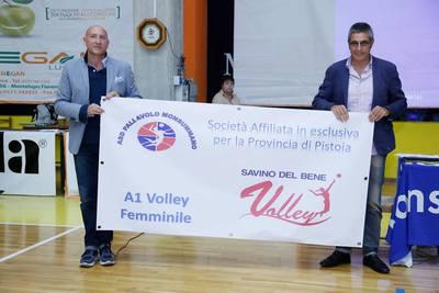 Nuova Collaborazione fra la Savino Del Bene Volley e Pallavolo Monsummano