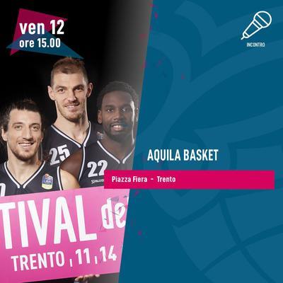 Dolomiti Energia e Festival dello Sport: settimana di grande basket in città