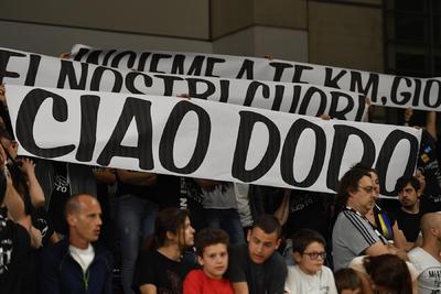 "BLM Group Arena, la curva Aquila diventa ""Curva Dodo Citroni"""