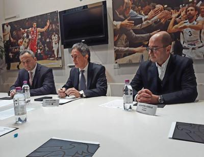 Deutsche Bank si conferma Top Sponsor di Aquila Basket