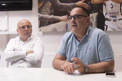 Dolomiti Energia, Alessandro Giuliani è il nuovo responsabile scouting