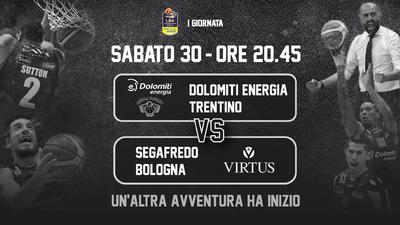 Da mercoledì i biglietti per la prima di campionato con Bologna