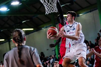 Dolomiti Energia U18, vittoria a Treviso e primo posto nel girone