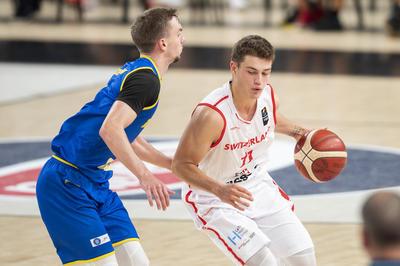 Trentino Basket Cup, il terzo posto è della Svizzera