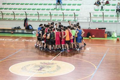 Dolomiti Energia Basketball Academy, venerdì scorso a Rovereto il primo allenamento con coach Marchini