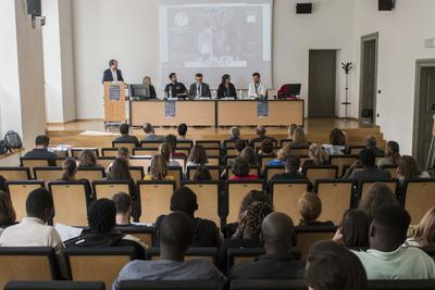 "Università e One Team Eurolega insieme al convegno su ""Basketball: a world in a word"""