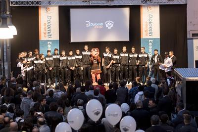 Dolomiti Energia U18, esordio vincente in trasferta a Vicenza