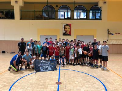 Academy, coach Gilmozzi in visita al camp dell'affiliata Schio